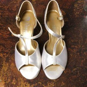 Dancesport  Capezio ballroom shoes